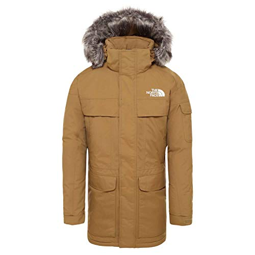 The North Face Mc Murdo Parka  Chaqueta De Plumón, Hombre, Beige (British Khaki), M