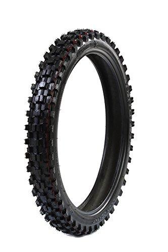 Protrax PT1011 Off-Road Dirt Bike Tire 70/100-17 Front Soft/Intermediate Terrain