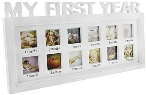 Picture Frames,Baby My First Year Photos...