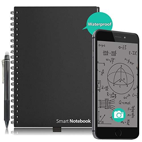 AIRGUGU Smart Reusable Notebook - 1 Pilot Frixion Pen...