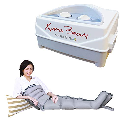 Pressoterapia estetica Mesis Xpress Beauty con 2 gambali e Kit Slim Body
