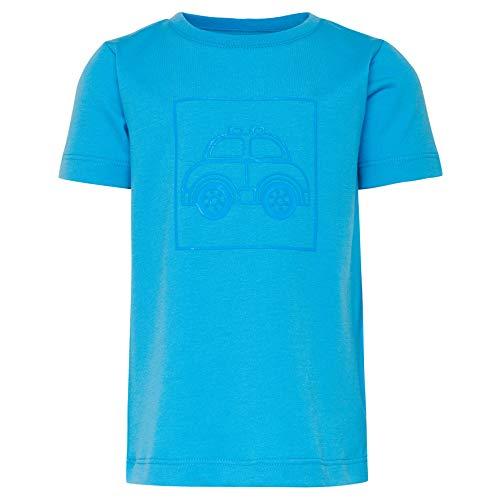 Lego Wear Baby-Jungen DUPLO Boy Terrence 324-T-SHIRT T-Shirt, Türkis (Dark Turquise 772), (Herstellergröße: 86)