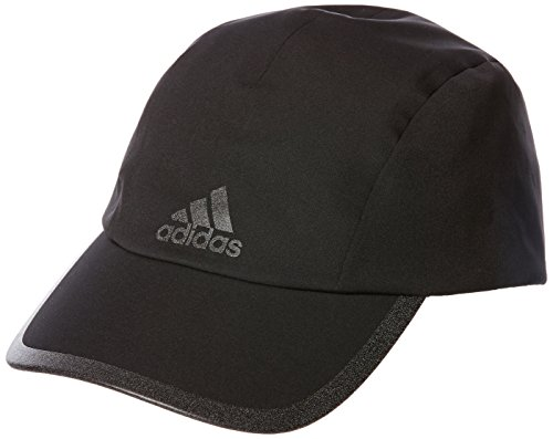 adidas Erwachsene R96 Commercial Pack Kappe, Black/Black/Black Reflective, OSFM