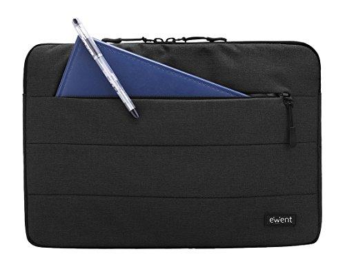 Ewent EW2523 City Tasche für Notebook,39,62 cm (15,6 Zoll) schwarz-mit weichem Innenfutter