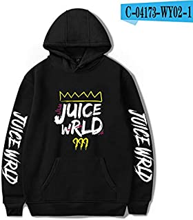 30 Styles American rapper juice wrld 3D Printed fashion loose men/women hoodies teenager kids Children tops cashmere Sweater fleeces Hoody boy/girl top coat jacket boy/girl
