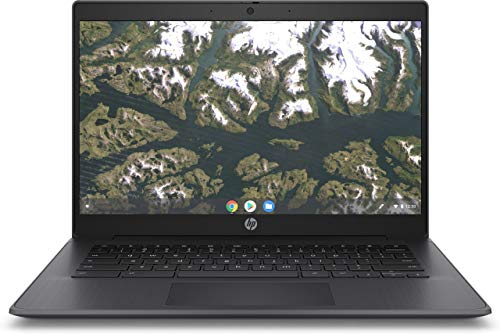 HP Chromebook 14 G6 (10X23EA#ABU) 14' Touchscreen Laptop (Grey) (Intel Celeron N4020, 4GB RAM, 32GB eMMC, Chrome OS)