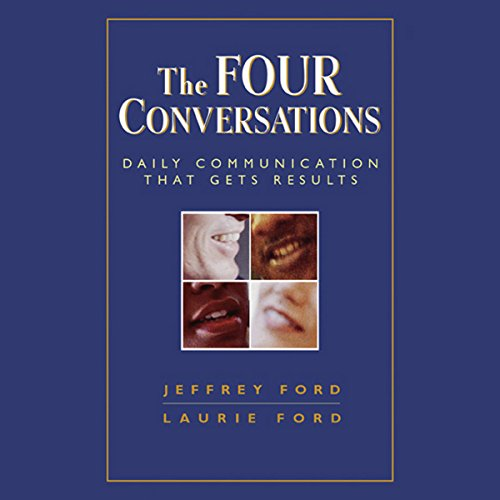 The Four Conversations cover art