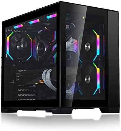 Lian Li Case O11D Mini X Mid Tower Black 2x2 5 2x3 5 ATX Micro ATX Mini ITX Retail product image