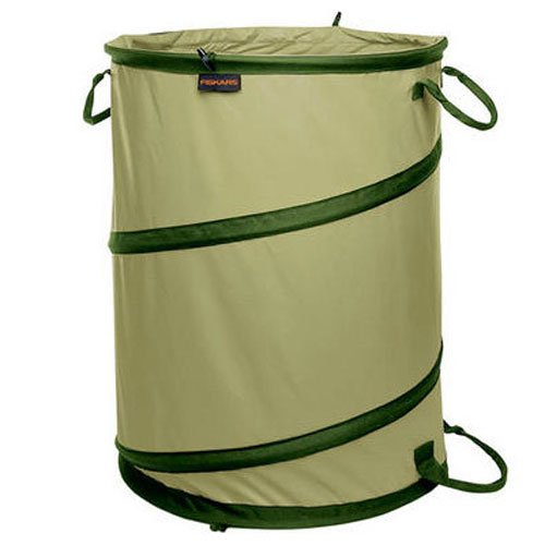Big Save! Fiskars. 30 Gallon Kangaroo Gardening Bag (94056949)