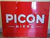 Picon Schild Bier 60 x 40