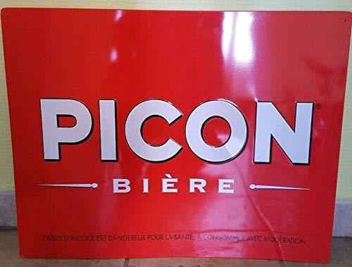 Picon - Targa pubblicitaria per Birra, 60 x 40