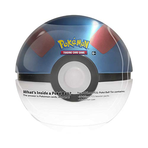 Pokemon TCG: Great Ball Tin