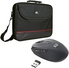 Pedea Laptoptasche Trendline Umhängetasche Messenger Bag 13,3/15,6/17,3/18,4/20,1 Zoll 18,4 Zoll, Tasche mit Maus