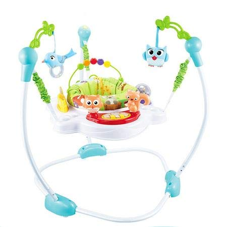 Buy Bargain Super Fun Jumperoo with Toys and Lights Jungle Baby