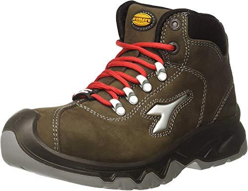 Diadora S3 Diablo 159924 - Zapatillas de seguridad (talla 35), color marrón