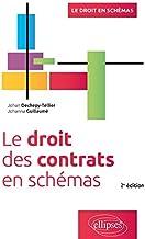 Livres Le droit des contrats en schémas - 2e édition PDF