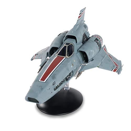 Sammlung von Raumschiffen Battlestar Galactica Starships Collection Nº 15 Blood and Chrome Viper (27 cms)