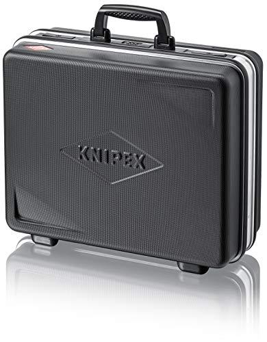 """KNIPEX 00 21 05 LE Werkzeugkoffer \""""Basic\"""" leer"""