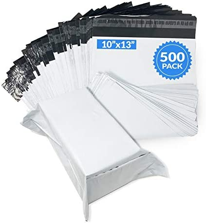 Reli. Poly Ranking TOP10 Mailers 10x13 500 Bulk Shipping All stores are sold Shippi Pcs Bags