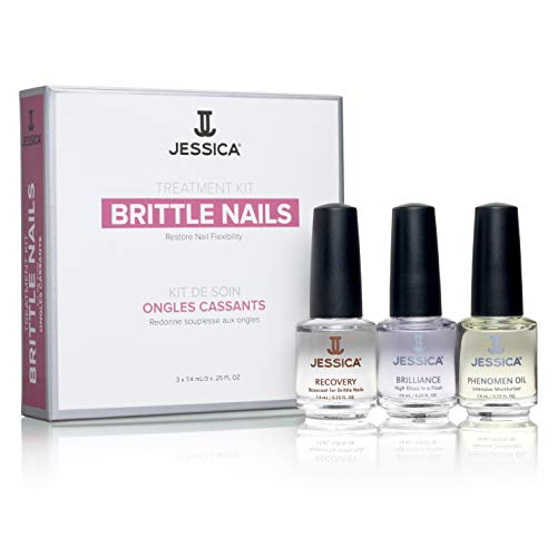 Jessica Treatment Kit for Brittle Nails