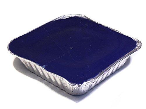 Ladrillo lacre tradicional 500gr (Azul)
