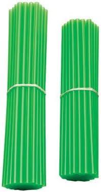 Bykas Dirt Bike Spoke 55% OFF Wraps Neon Green for Honda 1972-1981 Z50 Ultra-Cheap Deals