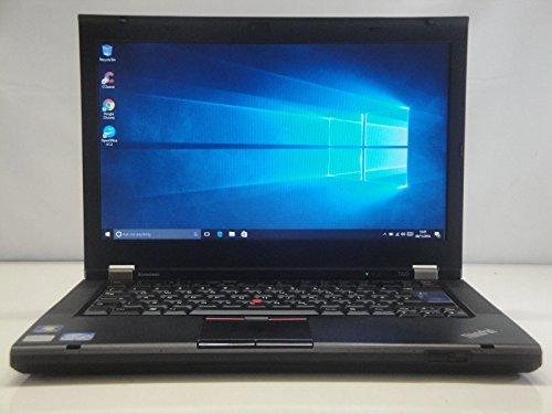 Lenovo T420 ThinkPad 14.1' Inch Laptop (Intel Core i5 2nd Gen 2.5Ghz 4Gb Ram 320Gb HDD, Windows 10 64 Bit)