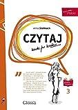 POLSKI krok po kroku, CZYTAJ 3 (A1): Lektüre und Übungen + Audios