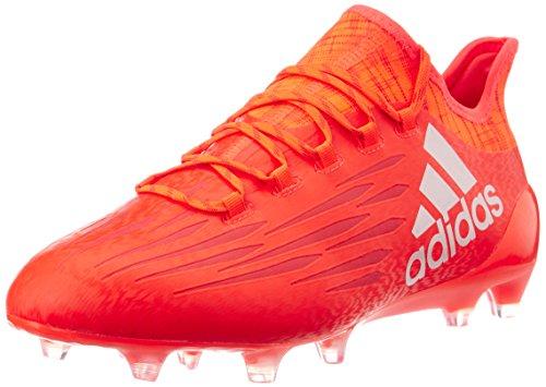 adidas Herren X 16.1 Fg Fußballschuhe, Rojo (Rojsol / Plamet / Roalre), 44 EU