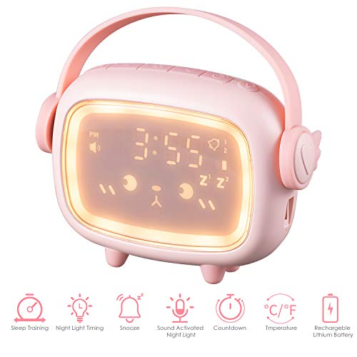 | Awesome Kid Alarm Clocks - Help Wake Your Kids Up