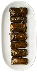 Whole Foods Market Dolmas Divina Stuffed Grape Leaves, 200g
