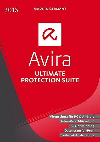 Avira Ultimate Protection Suite 2016 für Windows - 1 User 1 Jahr deutsch - UP16G1GG10G12