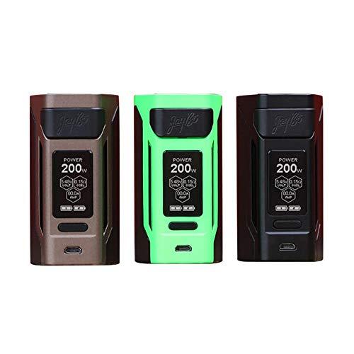 Wismec Reuleaux RX2 20700 200W TC Mod Akkuträger Farbe Braun
