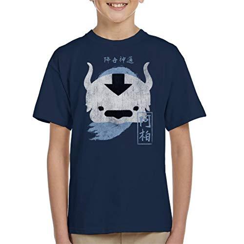 Appa Symbol Avatar The Last Airbender Kid's T-Shirt