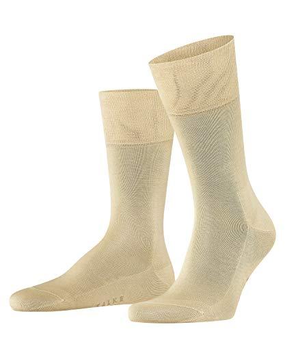 FALKE Herren Socken Tiago, Baumwolle, 1 Paar, Beige (Sand 4320), 43-44 (UK 8.5-9.5 Ι US 9.5-10.5)