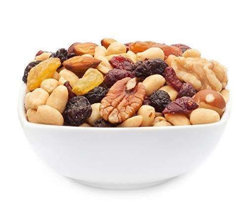 1 x 3kg Nussmischung fruchtig gesalzen Nüsse und Früchte mit Paranuss Pecannuss Mandel Cranberry...