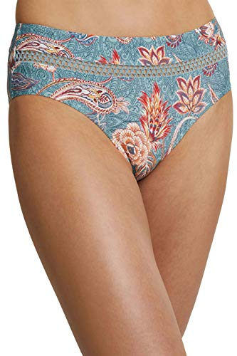 ESPRIT Bodywear Damen SARASA Beach NYRmid Waist Brief Bikini-Unterteile, 370, 44