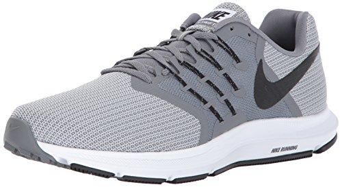 Nike Herren Run Swift Joggingschuhe, Grau (Cool Grey-black Wolf-grey/black), 42.5 EU