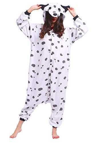 Pijama Animados Kigurumi Cosplay Perro Dibujos Animal para Adulto Unisex
