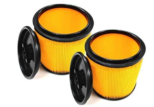 UTP 2 Patronenfilter für Vacmaster 20-60L Nass- und Trockensauger 950133