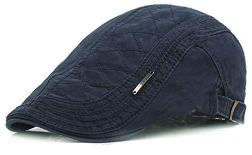 KeepSa Algodón Casquillo Plano Sombreros Newsboy Gorras - Stile Vintage Gatsby Hat...