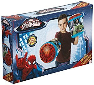 Offizielle Ultimate Spiderman Bop Boxhandschuhe! Inklusive Reparatursatz. Marvel Original