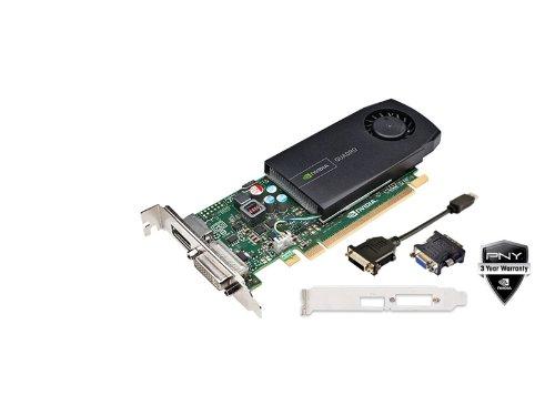 PNY NVIDIA vcq410-pb Quadro 410 512 MB Low Profile PCIe GPU grafische kaart
