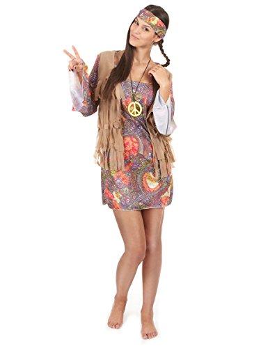 Déguisement hippie femme