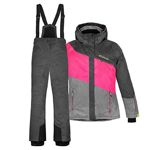 Killtec Skianzug Frauen Damenskianzug Skijacke Farb- und Größenwahl (929, 46)