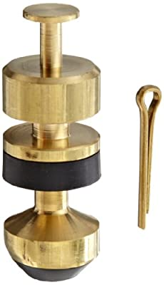"""Robert Manufacturing KB230 Bob 4 Piece Standard Plunger Kit for R400 1"""" Brass Float Valves by Control Devices"""