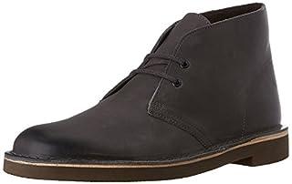 Clarks Men's Bushacre 2 Chukka Boot, Grey Leather, 9 M US (B00UWJ2PZC)   Amazon price tracker / tracking, Amazon price history charts, Amazon price watches, Amazon price drop alerts