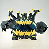 HHtoy 30cm Guzzlord Plush Toy Ultimate Beast Anime Puppet Stuffed Soft Figures Cartoon Doll Pillow Birthday for Children Kids