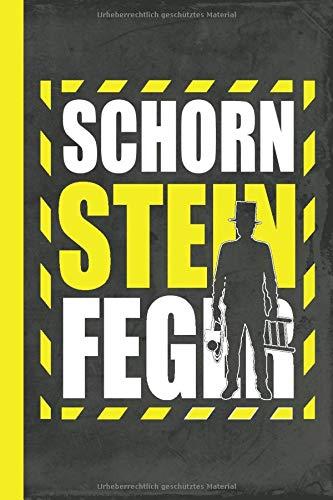 Schornsteinfeger: Notizbuch Liniert