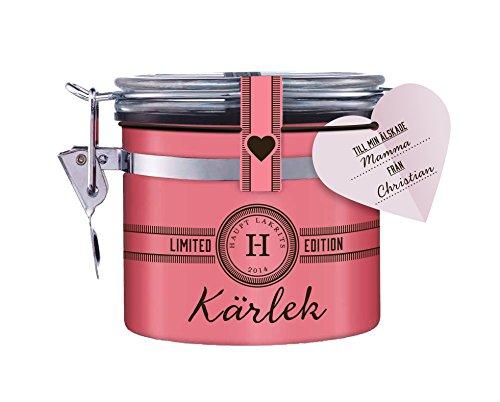 Haupt Lakrits KÄRLEK Lakritzpralinen aus Schweden (Dose 165g)